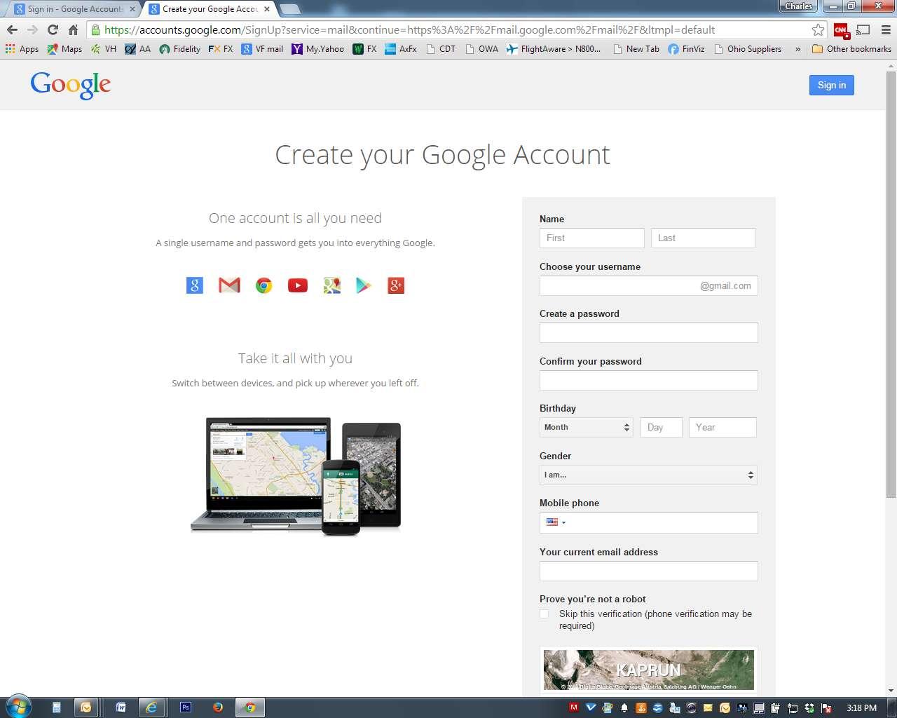 gmailsetupscreen
